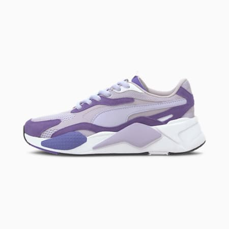RS-X³ Super Men's Sneakers, PurpleHeather-Pur Corallites, small