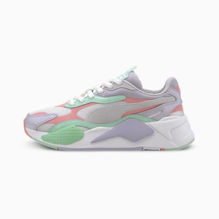 RS-X³ Miracle Sneakers JR, Puma White-Peony, small