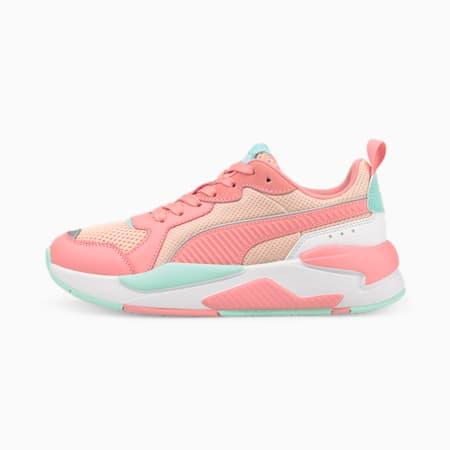 Zapatos deportivos X-RAY JR, Lotus-Peony-Eggshell Blue-Puma White-Puma Silver, pequeño