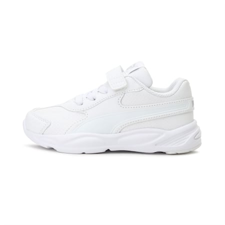 90s Runner SL AC IMEVA Kids' Sneakers, Puma White-High Rise, small-IND