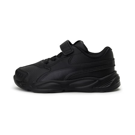 90s Runner SL AC IMEVA Kids' Sneakers, Puma Black-Puma Black, small-IND