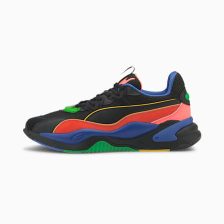 RS-2K Messaging Trainers, Puma Black-Nrgy Peach, small