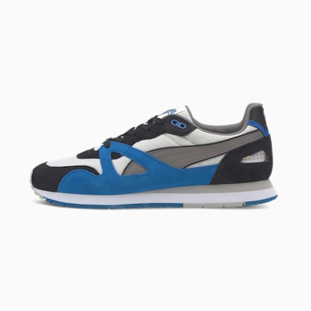 Mirage OG Trainers, Puma White-Lapis Blue, small