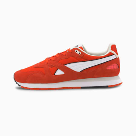 Mirage OG CMEVA Shoes, Puma Red-Puma White, small-IND