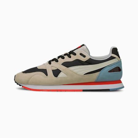 Mirage OG Sneaker, Puma Black-Eggnog, small