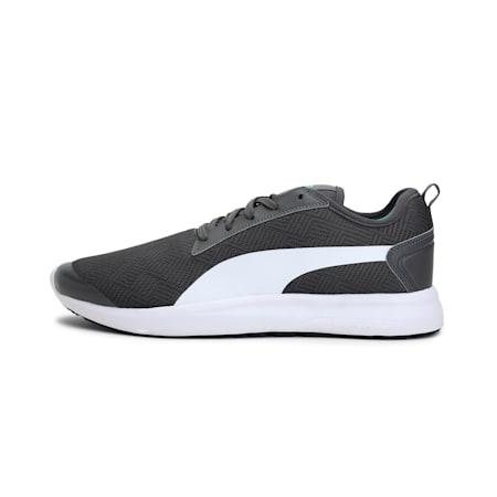 Blast IDP Running Shoes, Dark Shadow-ARUBA BLUE, small-IND
