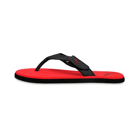 The Breeze 2.0 IDP Sandals, Puma Black-Barbados Cherry, small-IND