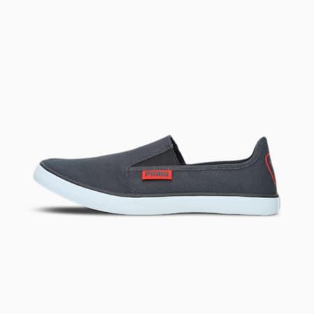 Bakavu IDP Slip-on Unisex Shoes, Asphalt-Pureed Pumpkin, small-IND