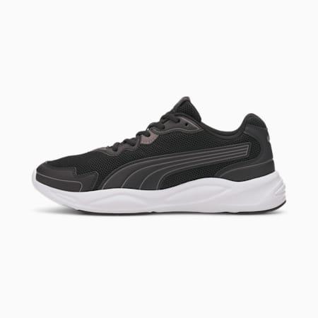 '90s Runner Nu Wave Trainers, Puma Black-Black-Ultra Gray, small-SEA