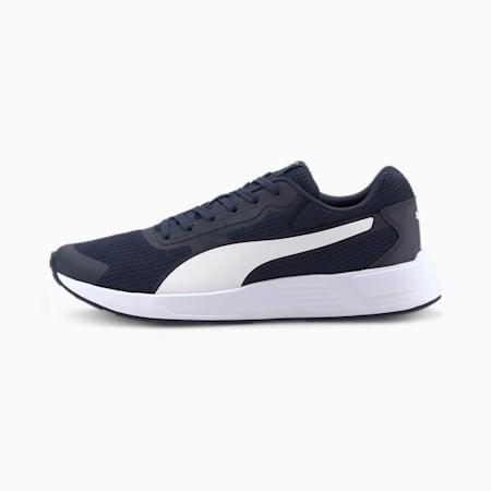 PUMA Taper IMEVA Unisex Shoes, Peacoat-Puma White-Peacoat, small-IND