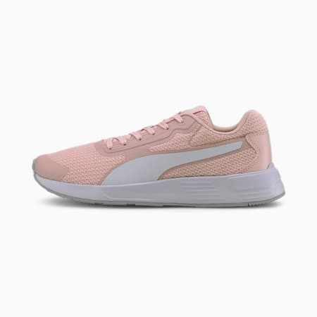 Taper Trainers, Peachskin-White-Gray Violet, small