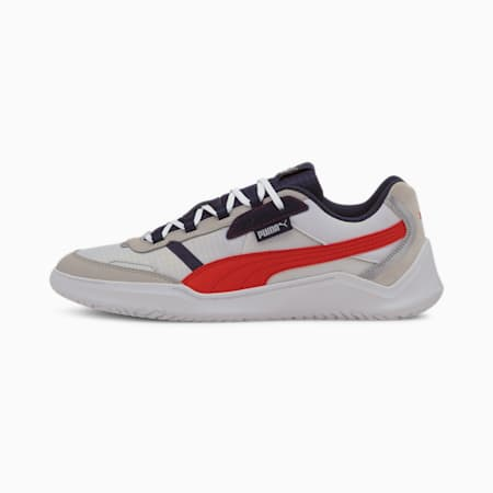 DC Future Trainers, White-High Risk Red-Peacoat, small-SEA