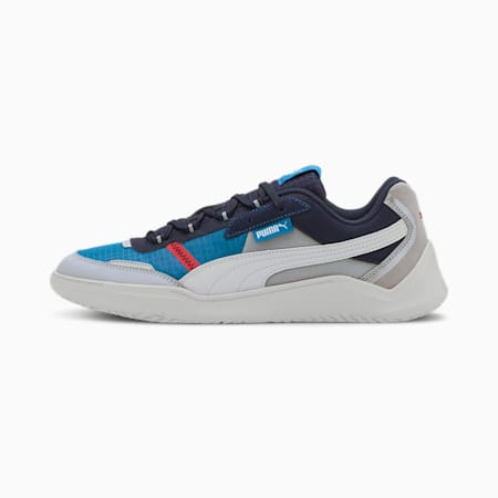DC Future Shoes, Blue-White-Peacoat, small-IND