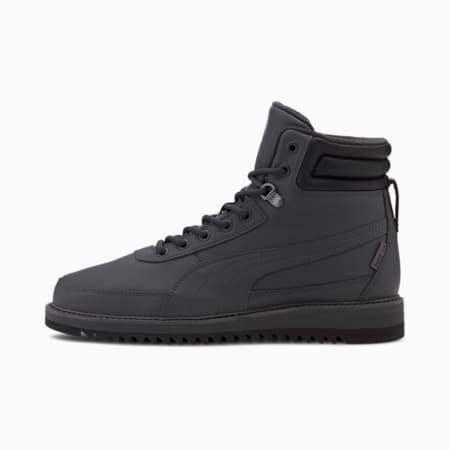 Desierto v2 PureTEX Sneakers, Dark Shadow-Dark Shadow-Blk, small