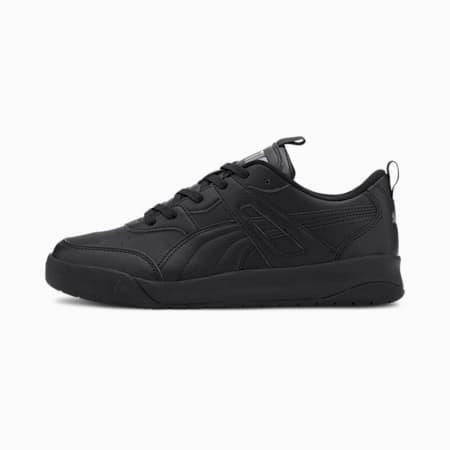 PUMA Backcourt SL Men's Sneakers, Puma Black-Black-Ultra Gray, small