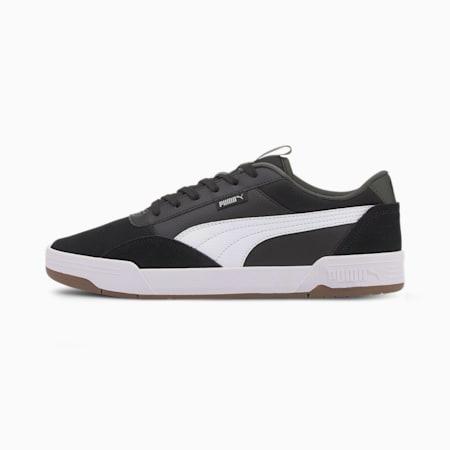 C-Skate Trainers, Puma Black-Puma White, small-GBR
