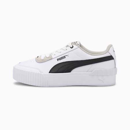 Zapatillas para mujer Carina Lift, Puma White-Puma Black, small