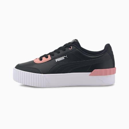 Carina Lift Women's Sneakers, Puma Black, small-IND