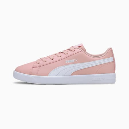 UP Women's Shoes, Peachskin-Puma White, small-IND