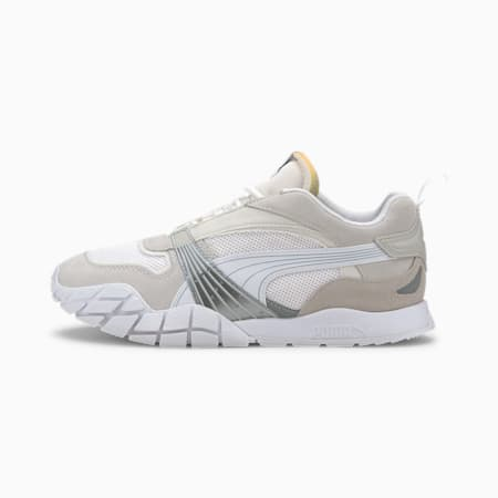 Kyron Wild Beasts CMEVA Women's Sneakers, Puma White-Glacier Gray, small-IND