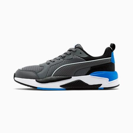 X-RAY Trail Men's Sneakers, CASTLEROCK-CASTLEROK-Blk-Blu, small