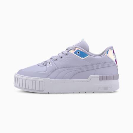 Damskie buty sportowe Cali Glow, Purple Heather-Puma White, small