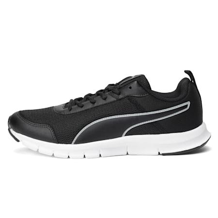 Keen IDP Men's Running Shoe, Puma Black-Quarry-Puma White, small-IND