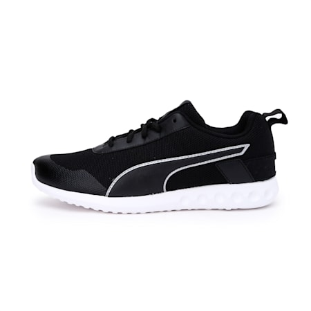 Alacrity IDP Men's Running Shoes, Puma Black-Silver, small-IND