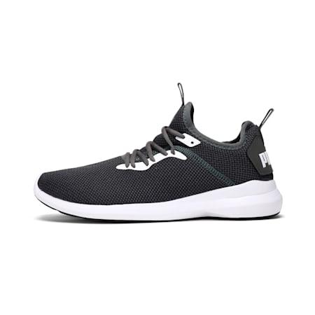 Corode IDP Men's Running Shoes, Dark Shadow-Puma White, small-IND