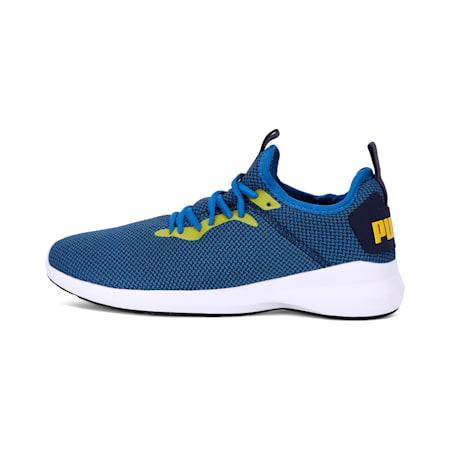 Corode IDP Men's Running Shoes, PumaRoyal-Peacoat-Fiz Yellow, small-IND