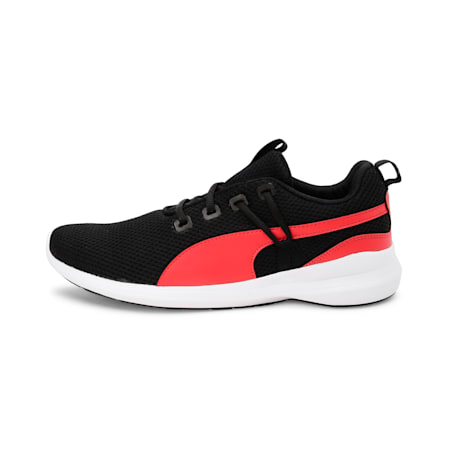 PUMA Adapt IDP Sneakers, High Risk Red-Puma Black, small-IND