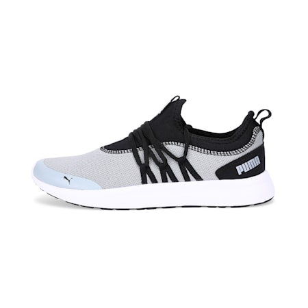 PUMA Skipper IDP Sneakers, Puma Black-Light Gray, small-IND