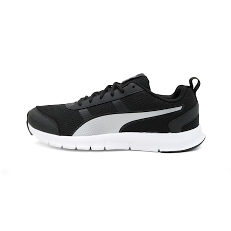 Dash IDP Men's Running Shoe, Puma Black-Silver, small-IND