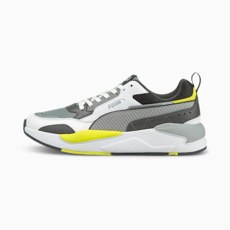 X-Ray 2 Square Trainers, Dk Shadow-Quarry-Wht-Yellow, small-GBR
