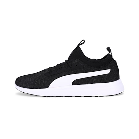 Clasp IDP Men's Running Shoes, Puma Black-Puma White, small-IND