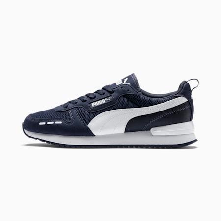 R78 Runner Sneaker, Peacoat-Puma White, small