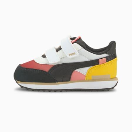 Future Rider Space Toddler Shoes, Super Lemon-Puma White, small