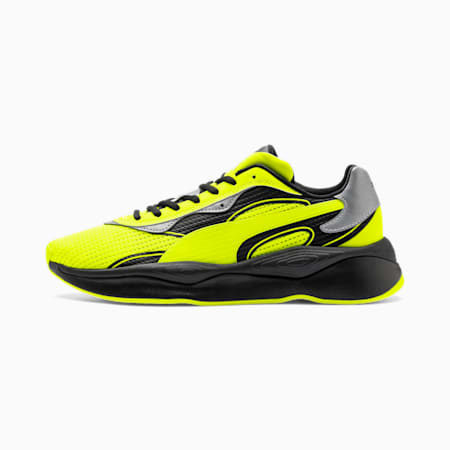 RS-PURE Risk Alert Trainers, Safety Yellow-Puma Black, small