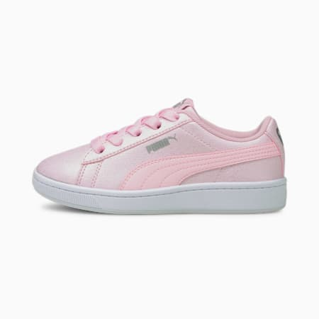 Zapatillas para niña Vikky v2 Glitz 2 AC, Pink-Pink-Puma Silver, small