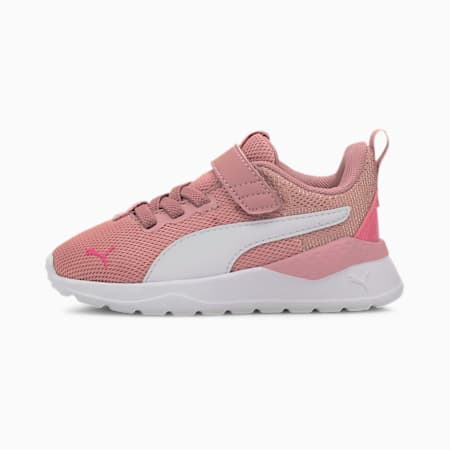 Zapatillas para bebé Anzarun Lite Metallic AC, Foxglove-White-Glowing Pink, small