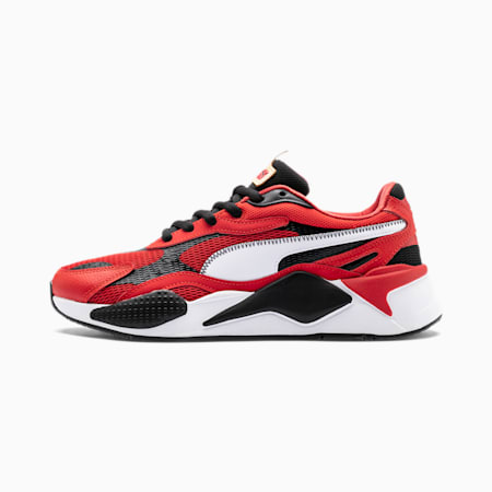 RS-X³ Chinese New Year Men's Sneakers, High Risk Red--White-Black, small