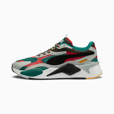 RS-X MIX Trainers, Teal Green-Puma Black, small