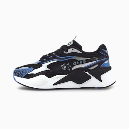 PUMA x SEGA RS-X³ Jugend Sneaker, Palace Blue-Puma Black, small
