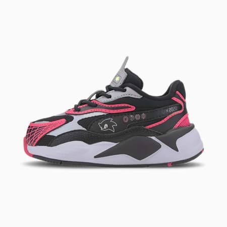 PUMA x SEGA RS-X³ Toddler Shoes, Glowing Pink-Puma Black, small