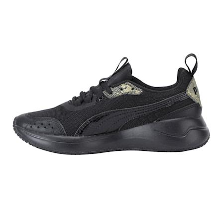 Nuage Run Snake IMEVA Women's Shoes, Puma Black-Puma Black, small-IND