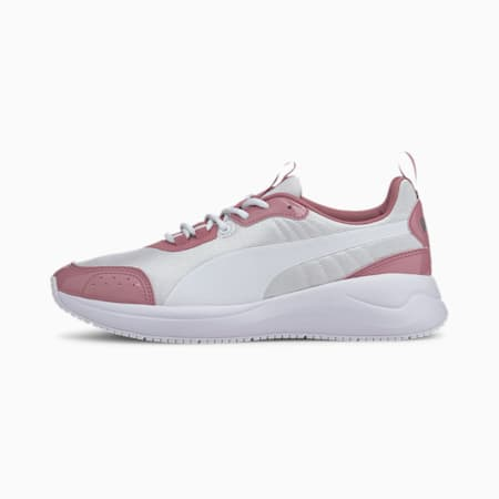Nuage Run Pearl IMEVA Women's Shoes, Puma White-Puma White, small-IND