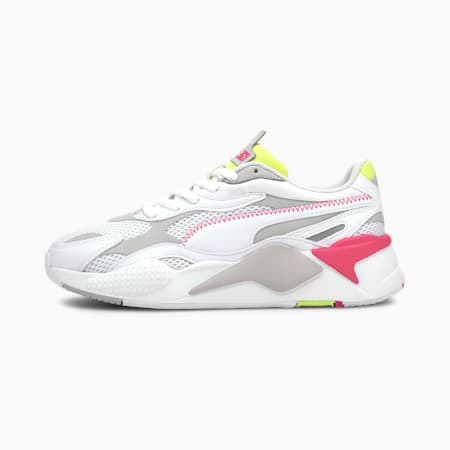 RS-X Millennium Trainers, PWhite-Gr Violet-Sharp Green, small-GBR