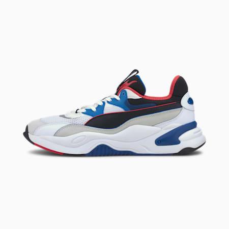 RS-2K Internet Exploring Men's Sneakers, Puma White-Lapis Blue, small