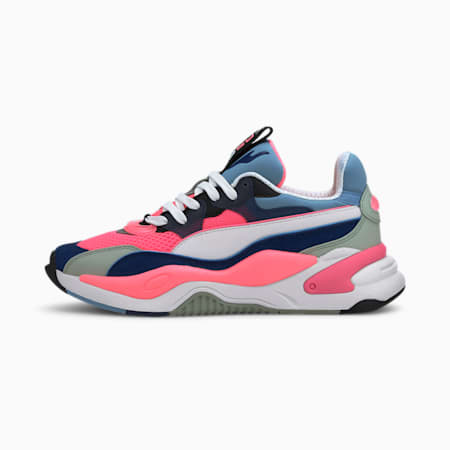 RS-2K Internet Exploring Trainers, Limoges-Luminous Peach, small