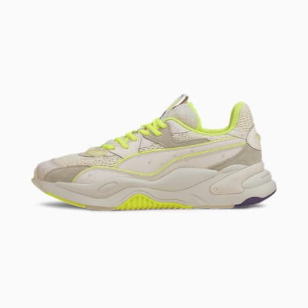RS-2K Future Mutants Men's Sneakers, Whisper White-Fizzy Yellow, small